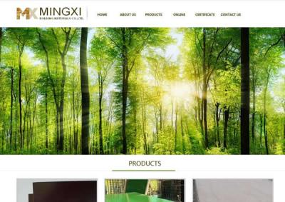贺Xuzhou Mingxi Building Material Co., Ltd.成功上线!